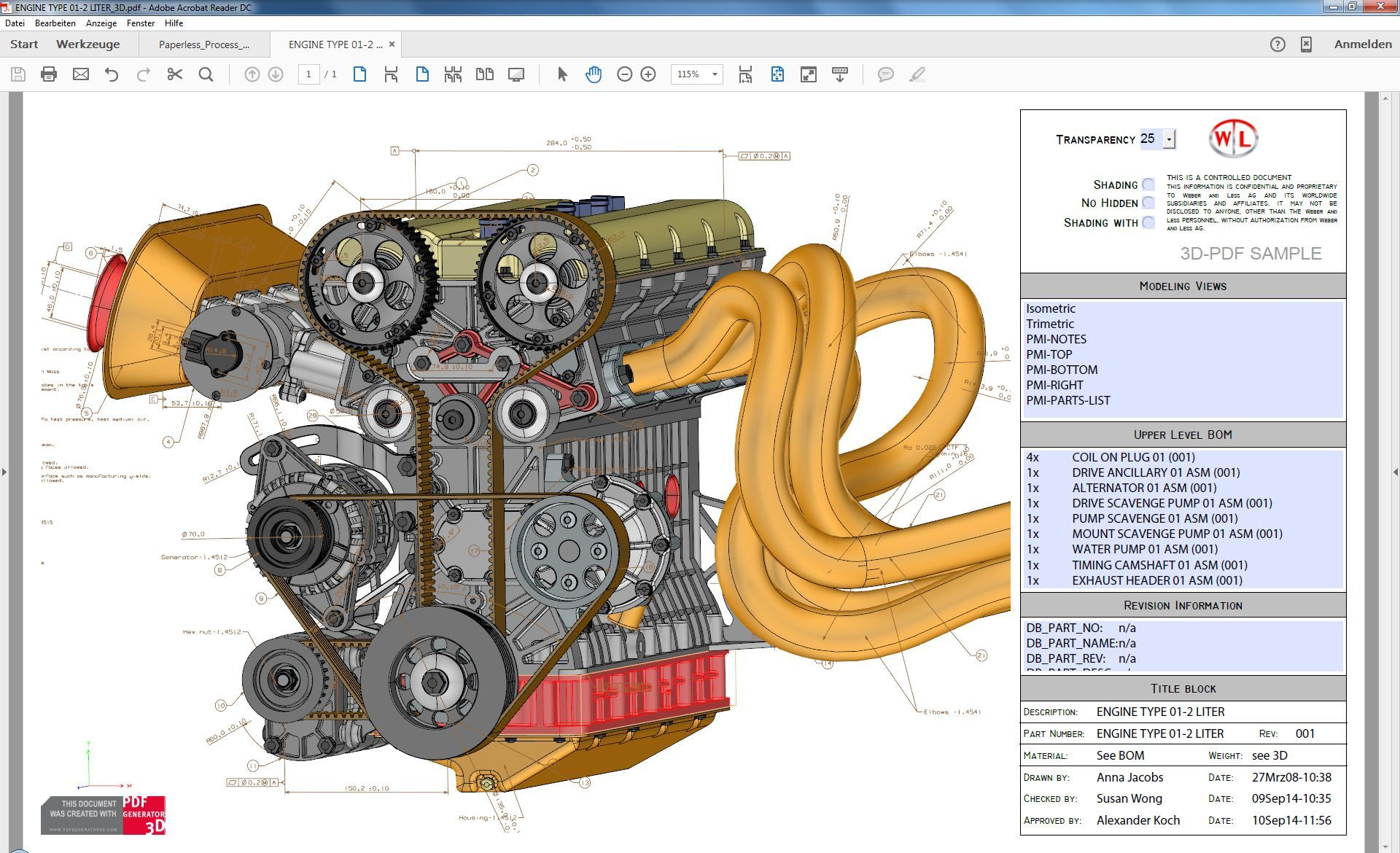 3d pdf sample
