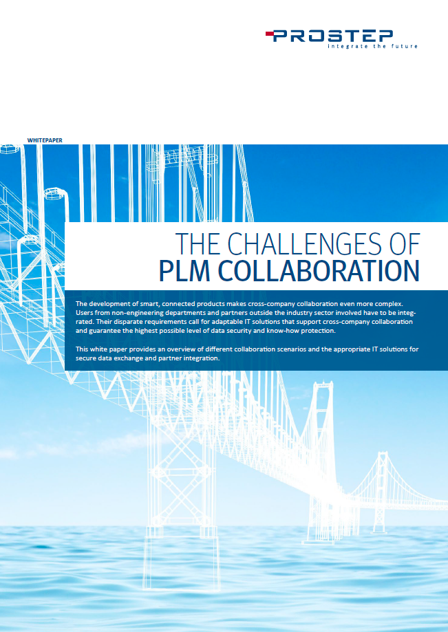 White Paper - The Challenges of PLM Collaboration