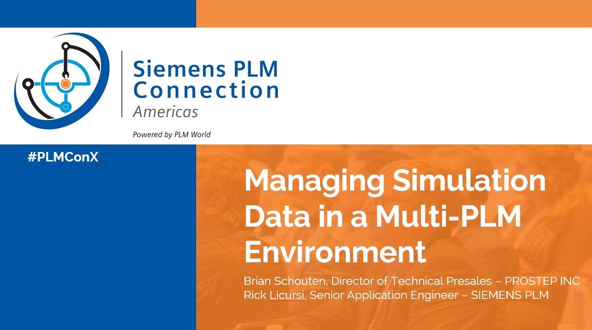 ​Managing Simulation Data in a Multi-PLM Environment