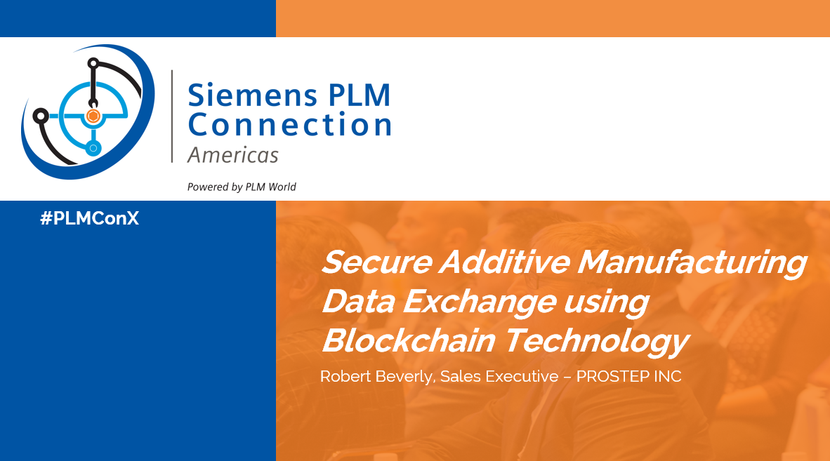 ​Secure Additive Manufacturing Data Exchange Using Blockchain