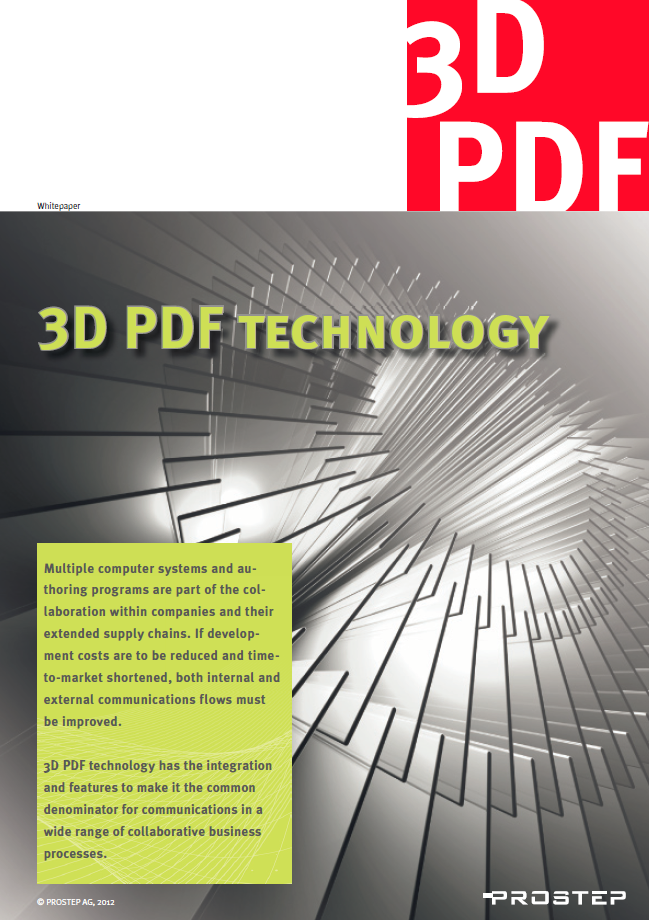 3D PDF Technology White Paper