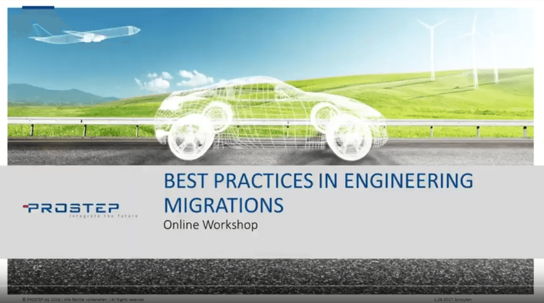 ​Best Practices in Engineering Migrations - Webinar Slides