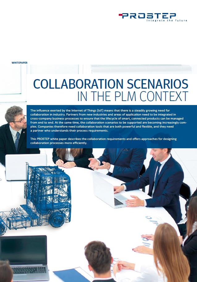 PLM Collaboration Scenarios White Paper