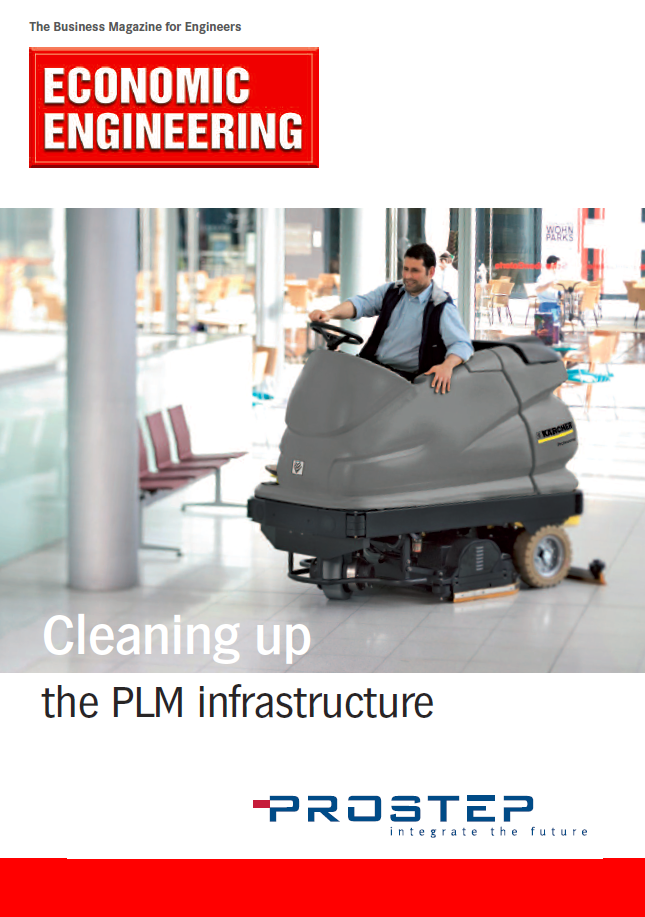 Cleaning up the   PLM ​Infrastructure Success Story