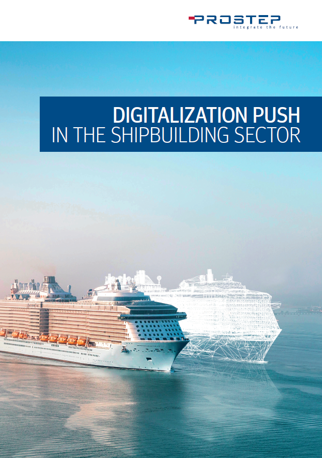 Digitization Push in the Shipbuilding Industry White Paper