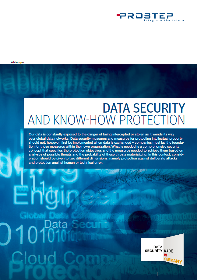 Data Security Know How and Protection White Paper