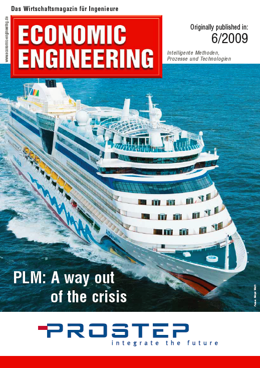 ​PLM - A Way out of the Crisis Success Story