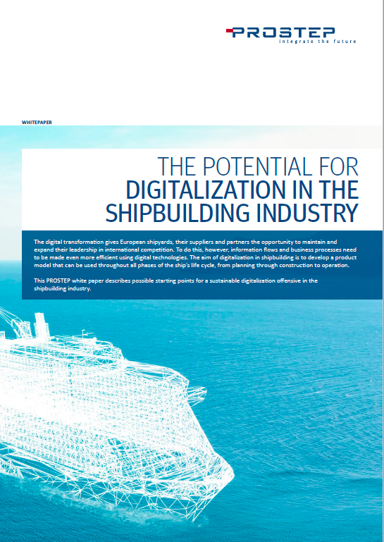 PROSTEP Shipbuilding White Paper