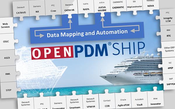 OpenPDM Ship