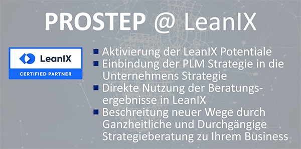 PROSTEP LeanIX