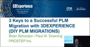 COE-DIY-PLM-Migration