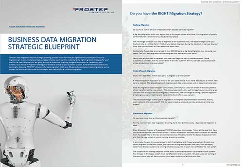 Migration Blueprint