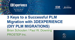 3 Keys to a Successful PLM Migration with 3DEXPERIENCE