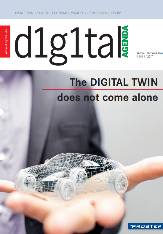 The DIGITAL TWIN Does Not Come Alone
