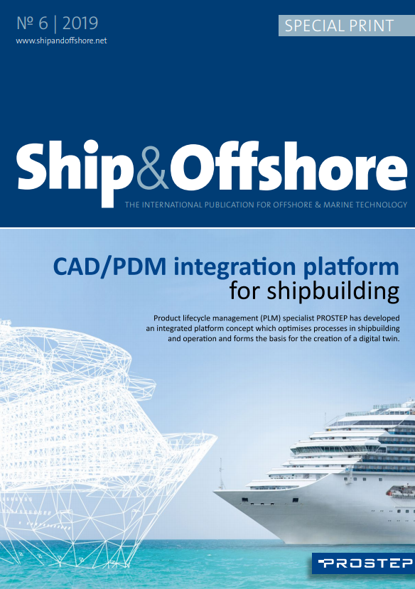 CAD/PDM Integration Platform for Shipbuilding