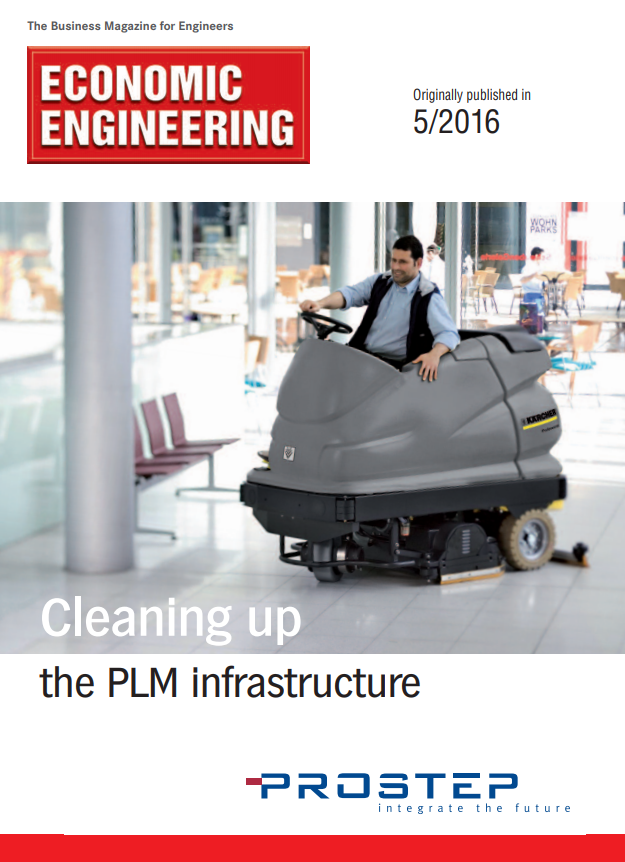 Cleaning up the PLM Infrastructure