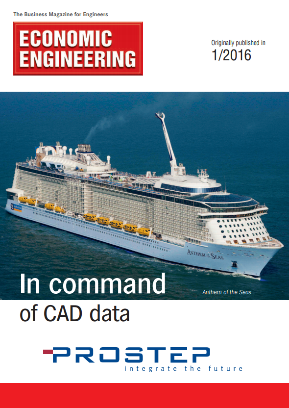 In Command of CAD Data