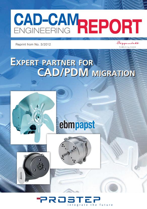 Expert Partner for CAD/PDM Migration