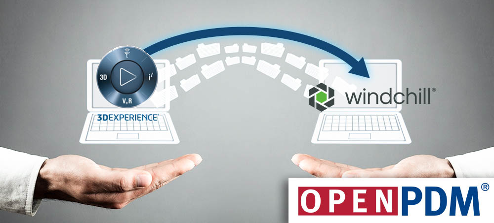 3DEXPERIENCE to Windchill Migration OpenPDM