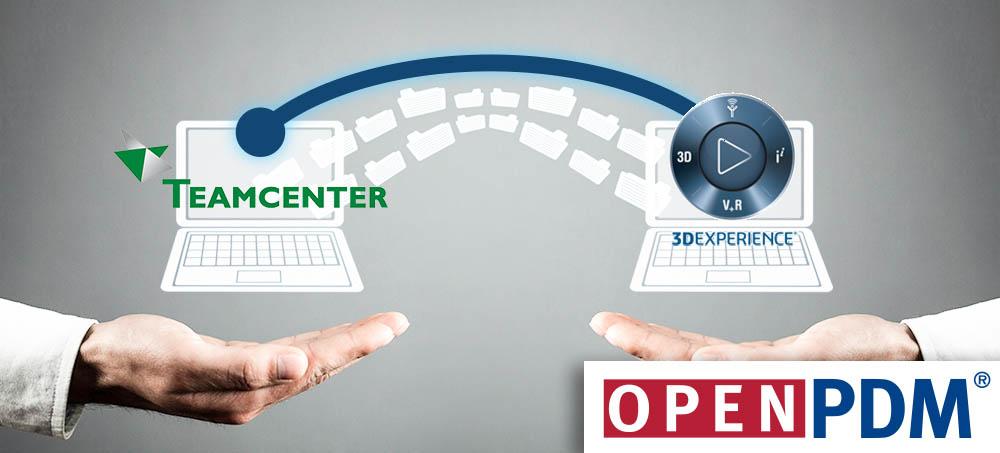 Teamcenter to 3DEXPERIENCE Migration - OpenPDM