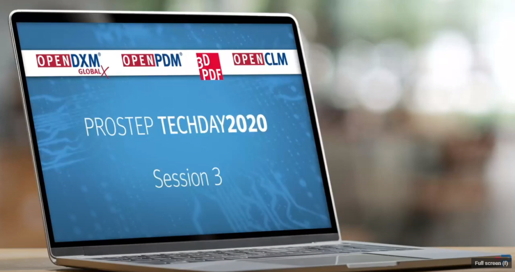 PROSTEP TechDay 2020 - Session 3