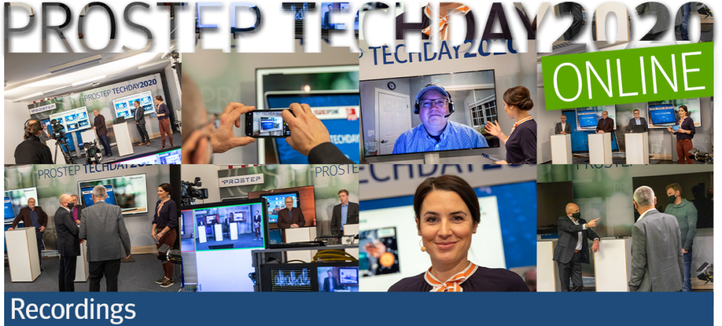 PROSTEP TechDay Header