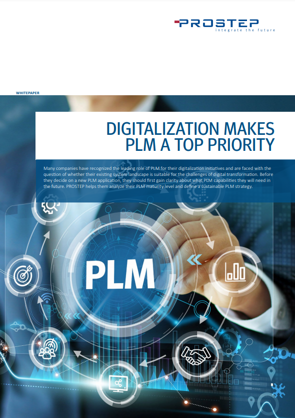 Digitalization PLM